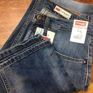 NWT Wrangler Jeans 29 x 32
